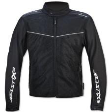 Куртка EXUSTAR  E-MJ805 (Cordura) черная S