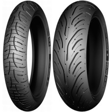 Мотопокрышка Michelin 180/55 ZR17 M/C 73W PILOT ROAD  4