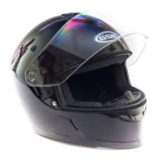 Шлем GSB G-349 black glossy XL