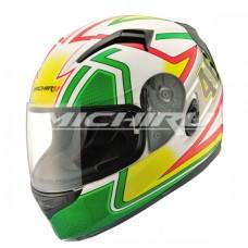 Шлем (интеграл) MI 162 Forty-six Размер ХL MICHIRU с солнцезащ. стеклом