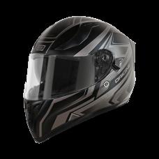 Шлем (интеграл)  Origine STRADA Graviter титановый/черный матовый L