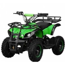 Электроквадроцикл AVANTIS ATV Classic 800W Зеленый