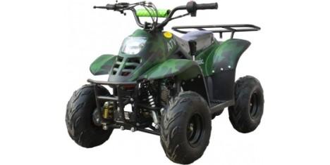 Квадроцикл Avantis Classic 6 110cc Зеленый камуфляж
