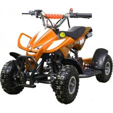 Детский квадроцикл AVANTIS H4 mini 49cc 2T оранжево-белый
