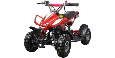Детский квадроцикл AVANTIS H4 mini 49cc 2T красно-белый