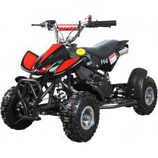 Детский квадроцикл AVANTIS H4 mini 49cc 2T Черно-красный