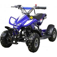 Детский квадроцикл AVANTIS H4 mini 49cc 2T Сине-белый