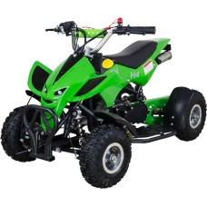 Детский квадроцикл AVANTIS H4 mini 49cc 2T зелено-черный
