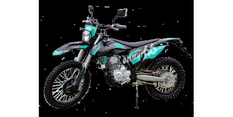 Мотоцикл Avantis A7 (172FMM, возд.охл.) ПТС (Черный)