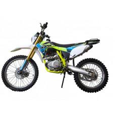 Кроссовый мотоцикл BSE J1 250e 21/18 Crazy lemon