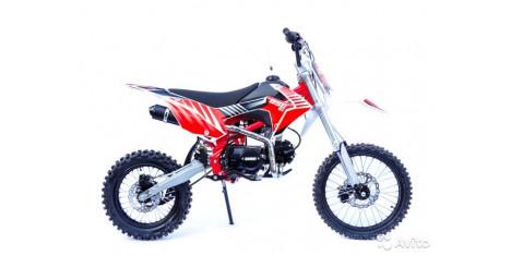 Питбайк BSE MX 125 17/14 Red Wings