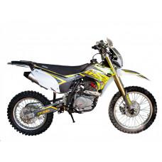 Кроссовый мотоцикл BSE Z3 250e Yellow Grey 21/18