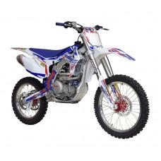 Кроссовый мотоцикл BSE M8-450 21/18 (M8)