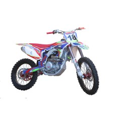Кроссовый мотоцикл BSE RTC-300R