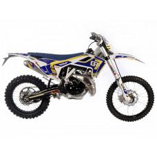 Мотоцикл GR7 F250L (2T) Enduro LITE 21/18 стоп-сигнал, спидометр (2018 г.)