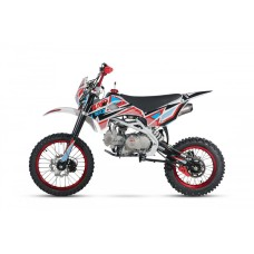Питбайк KAYO EVOLUTION YX125 17/14 KRZ (мех. сцеп. 2019 г.)