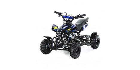 Мини-квадроцикл MOTAX ATV H4 mini черно-синий