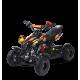 Мини-квадроцикл MOTAX ATV H4 mini черно-оранжевый