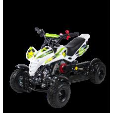 Мини-квадроцикл MOTAX ATV H4 mini бело-зеленый