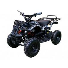 Детский электроквадроцикл MOTAX X-16 1000W (большие колеса) Черный