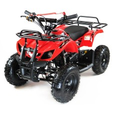 Детский квадроцикл MOTAX X-16 Электростартер Красный