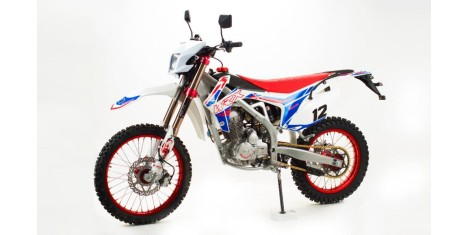Мотоцикл Кросс Motoland 250 WRX250 LITE с ПТС