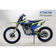 Мотоцикл Кроссовый Motoland XT 250HS