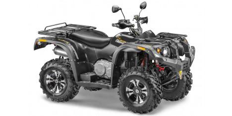 Квадроцикл STELS  ATV 600 Y LEOPARD камуфляж