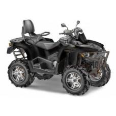 Снегоболотоход STELS ATV 650 G GUEPARD EPS Черный