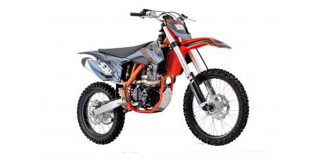 Мотоцикл кроссовый ZUUM CBS 300