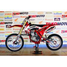 Кроссовый мотоцикл Zuum FX 300
