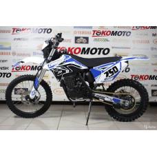 Мотоцикл кроссовый ZUUM FXR X7 250 (172FMM) 21/18 2020г.