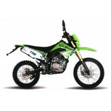 Мотоцикл Motoland Кросс DEFENDER 150 (TD 150-33C)