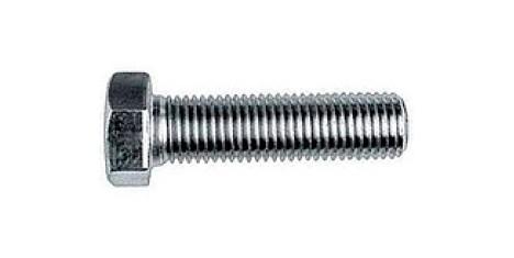Болт M4 x 30 DIN 933 оц. (10 шт)