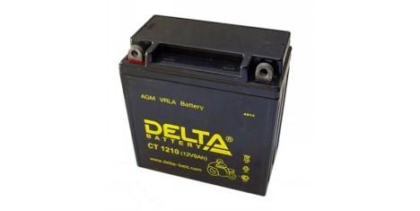 СТ 1210 DELTA аккумуляторная батарея 140х80х143