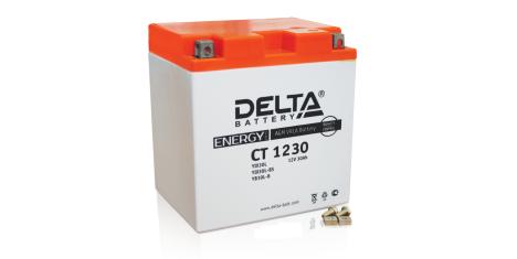 CT 1230 DELTA Аккумуляторная батарея 166/126/176