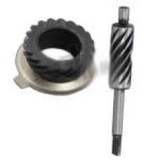 Шестерня привода спидометра CG125, CB125, GY150