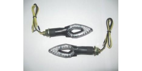 Указатели поворота (пара) ТИП7 универсал (зад.)
