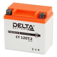 CT 1207.2 DELTA Аккумуляторная батарея