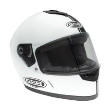 Шлем GSB G-349 black & white L