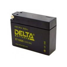 CT 12025 DELTA Аккумуляторная батарея 113/38/87