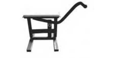 Подставка под кроссовый мотоцикл SM-PARTS с демпфером (до 160кг. высота 30/44см)