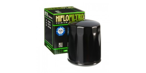 Фильтр масляный HIFLO HF171B черн TWIN CAM