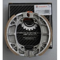 Колодки  барабанного тормоза  Honda Lead-50/90  SCOOTER-M