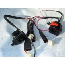 Переключатели рулевые с проводом и разъемом, правые