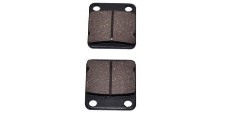 Колодки тормозные дисковые (зад.) TTR125