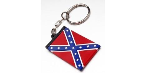 Брелок резиновый Флаг Конфедерации
