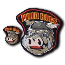 "Шеврон ""Wild Hogs"""