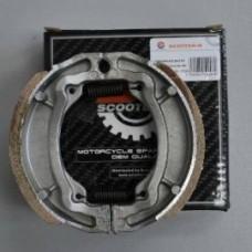 Колодки  барабанного тормоза  DELTA (JH70)  SCOOTER-M