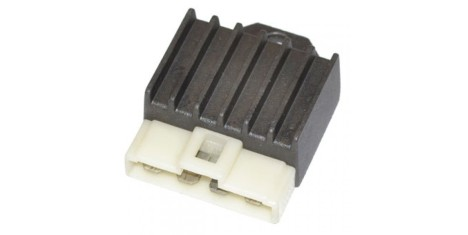 Реле-регулятор напряжения 12V (конт: 4) JOG90